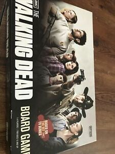AMC The Walking Dead Board Game Cryptozoic Entertainment 2011
