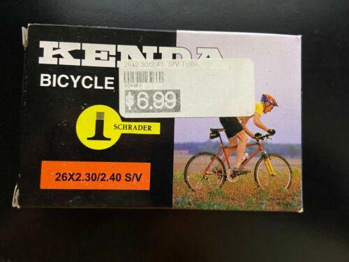 Kenda 26x2.30//2.40 S//V Bicycle Tube
