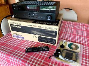 Amplificateur-Yamaha-RX-V573-HDMI-4K-7x115W-AirPlay-iOS-Andriod-DLNA