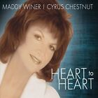 Heart to Heart [Digipak] by Cyrus Chestnut/Maddy Winer (CD, Jun-2012, CD Baby (distributor))