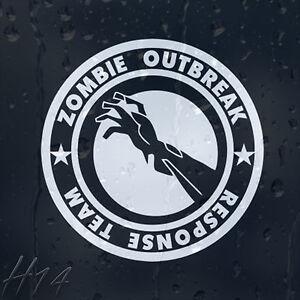 Zombie-Bloody-Hand-Outbreak-Response-Team-Car-Decal-Vinyl-Sticker