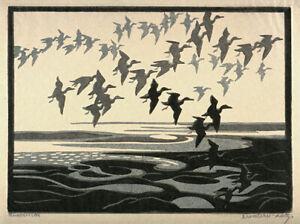 Snarky Hoppy : Norbertine Bresslern-Roth : 1922 : Archival Quality Art Print