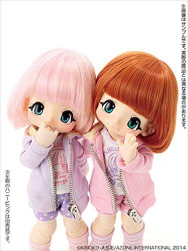 Hello KIKIPOP Marmalade Brown AZONE Doll Japan NEW