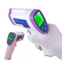 Digital Ir Infrared Body Thermometer Forehead Baby Thermometers Useful J