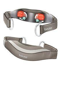 Beurer-Shiatsu-Massage-Belt-MG148-with-Heating-amp-Light-for-Back-Neck-amp-Shoulders