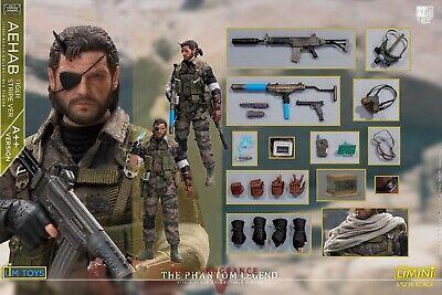 LIM TOYS 1//12 Ismael Head Sculpt /& Body /& Weapon Models Set LIMINI AEHAB Toys