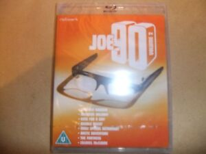 GERRY-ANDERSON-JOE-90-BLU-RAY-VOL-2-REGION-FREE-8-EPISODES-NEW-SEALED-WIN-TV21