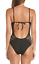 Becca-By-Rebecca-Virtue-Womens-Black-Show-amp-Tell-One-Piece-Swimsuit-Sz-S-6908 thumbnail 2