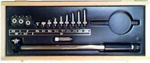 2-Punkt Innenmeßgerät 30-100 mm oder 50-178 mm besonders hohe Industriequalität