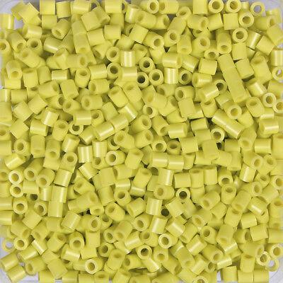 Creativsets Diplomatisch Artkal 1000 Midi Bügelperlen 5mm Pale Yellow Moss S145 Bügelperlen Fuse Beads Offensichtlicher Effekt