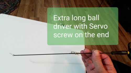 RC Tools Individual and Sets Extra Long Ball Drivers Hex Key Tools