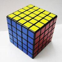 Shengshou 5x5 Speed Cube, Black , New, Free Shipping