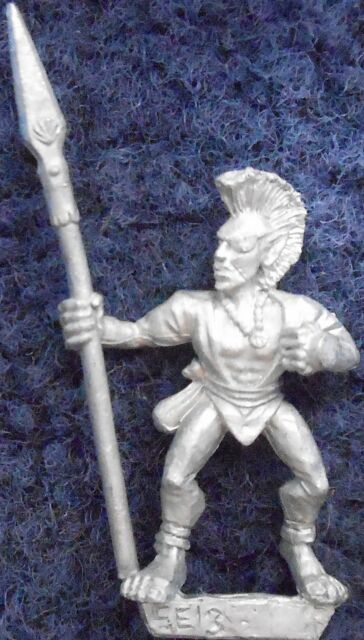 1990 Sea Elf MM82 SE 13 Marauder Elven Army Aquatic Warhammer Citadel AD&D Metal