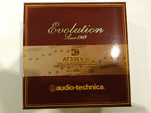Audio-Technica-AT33EV-0-3mV-Low-Output-Moving-Coil-Cartridge-SHIP-BY-EMS