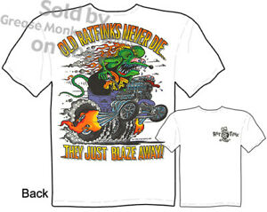 Old-Rat-Finks-T-shirt-Big-Daddy-Clothing-Model-T-Ed-Roth-Tee-Sz-M-L-XL-2XL-3XL