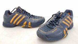Adidas-Adipower-Barricade-Men-039-s-Tennis-Sneakers-Size-10-5-Blue-G60521