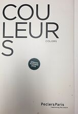 Peclers Paris, COLORS TREND BOOK SPRING SUMMER 2015