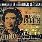 Adriano - Shostakovich (The Fall of Berlin, Op. 82; The Unforgettable Year 1919, Op. 89a, 2006)