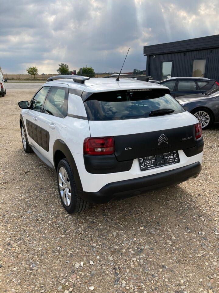 Citroën C4 Cactus 1,2 PT 82 Feel Benzin modelår 2015 km 87000
