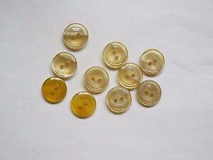 10pc 15mm Parakeet Green Glitter Baby Children Cardigan Knitwear Button 1277