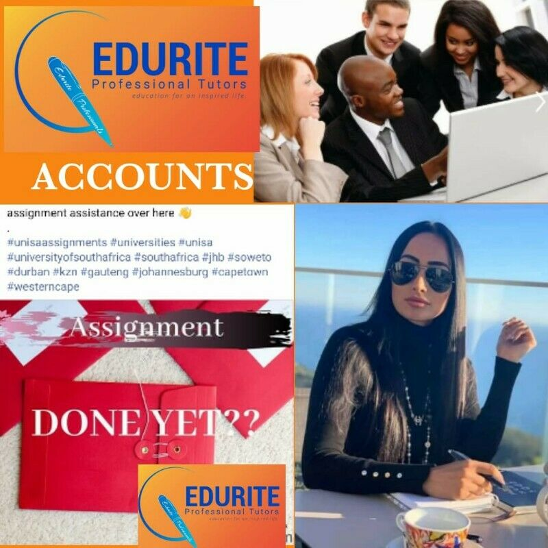 UNISA assignments solutions online assist  for accounting  2021 seme