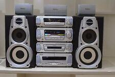 Technics SA-EH 770 Stereoanlage Hifi Anlage Musik CD Spieler Cassettendeck
