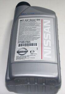 350z 370z genuine nissan gearbox oil transmission fluid ebay rh ebay co uk nissan sentra manual transmission fluid change nissan juke manual transmission oil change