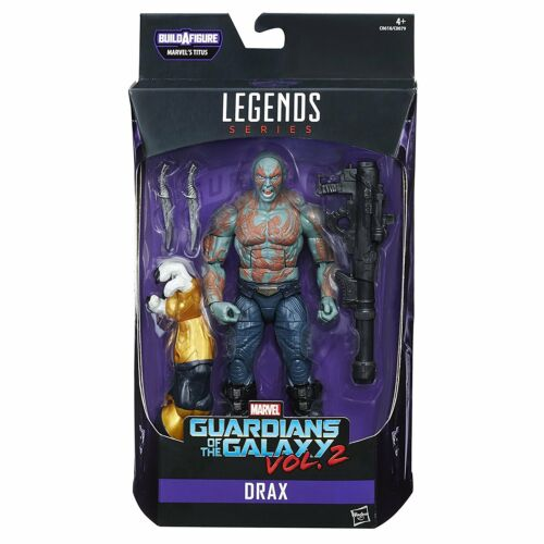 Hasbro GUARDIANS OF THE GALAXY 6 INCH Marvel Legends Series Figure ONE SUPPLIED