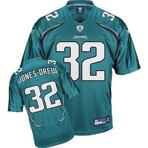 Maurice Jones Drew  32 Jaguars 2XL Women s Replica 2X-Large Jersey ... bcd4f7b23