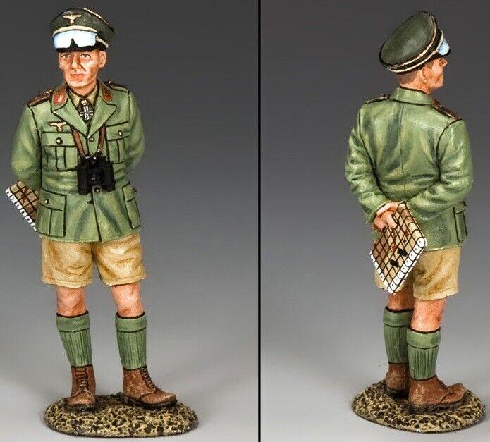 KING & COUNTRY AFRIKA KORPS AK103 WW2 GERMAN AK DESERT ROMMEL MIB
