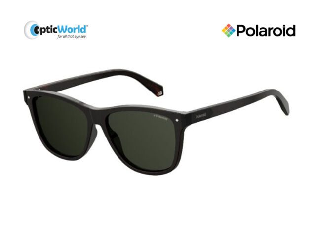 2615ee35028c9 Polaroid Sunglasses Pld6035s Polarized Rectangular Sunglasses Matt ...