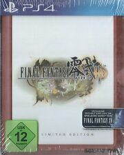 PS4 Spiel Final Fantasy Type-0 HD Fr4me Limited Edition inkl. FF XV 15 Demo NEU