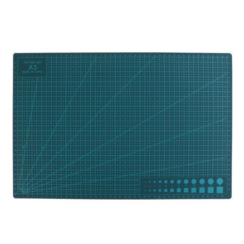 A3 doppelseitige Schneidematte selbstheilenden Schnitt Pad Patchwork Tool 0U