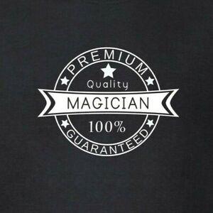 Magician-Premium-Quality-100-Guaranteed-T-Shirt-Magic-Show-man-Top