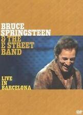 "BRUCE SPRINGSTEEN ""LIVE IN BARCELONA"" 2 DVD NEUWARE"