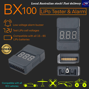 Lipo-Battery-Tester-BX100-Checker-Low-Voltage-Alarm-1S-8S-LED-RC