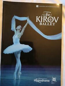 The Kiov Ballet Gala  Programme 2008