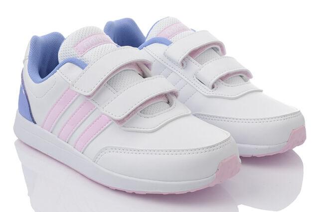 outlet store b5953 c9c96 Adidas VS Switch 2 CMF C Scarpe Running Unisex-bambini Bianc