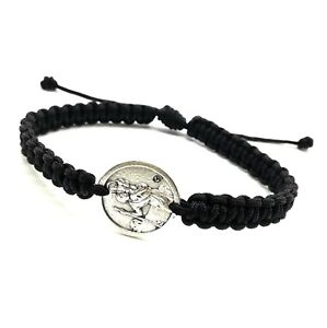 St-Christopher-Bracelet-Patron-Saint-Medal-Men-Women-Kids-Catholic-Jewelry-Gift