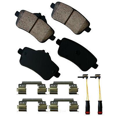 Bosch BC974A Rear Ceramic Brake Pads