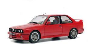 Bmw M3 E30 1986 1/18 solido (red)