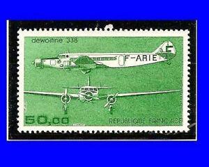 FRANCE-NEUF-N-PA60-1987-Avion-Trimoteur-Dewoitine-Poste-Aerienne-MI-2601