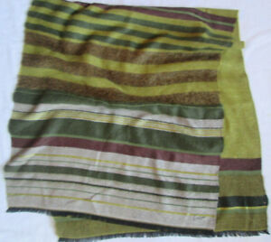 24f6a5198656 Superbe Etole KENZO soie et laine TBEG vintage scarf 76 x 170   eBay