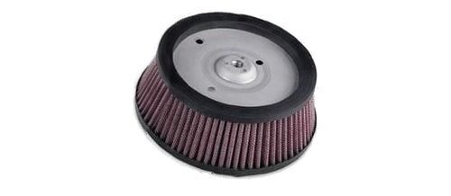 Replacement Air Filter for Big Sucker Stage I Red Filter Arlen Ness 18-098
