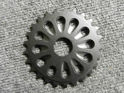 New 25 tooth chain ring for 48 tooth 19 mm axle 3 piece bmx cranks