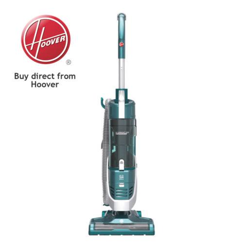 Hoover H-Upright 500 Reach Upright Vacuum Cleaner HEPA HU500GHM - Green/Grey