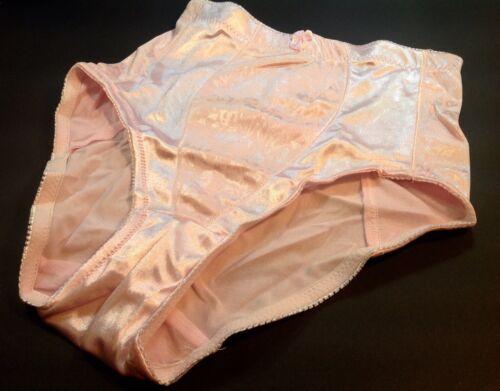 """Women Panties,Briefs/""""Eva Cervantes/""""Size M pink Soft shiny Satin W//decoration"""