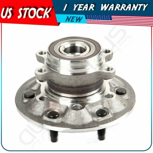 2009 fits GMC Canyon Front Wheel Bearing and Hub Assembly Note: Does Not Come With Sensor Cable RWD One Bearing Included with Two Years Warranty
