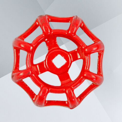 Water Pipe Handle Gate Valve Hand Wheel Shutoff Ball Value Faucet Iron Valve
