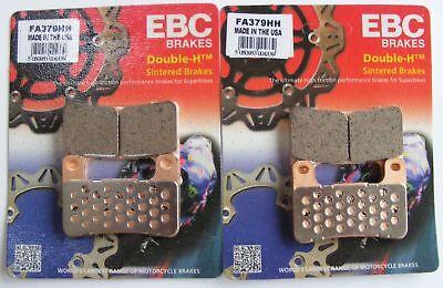FA379HH EBC Sinter Bremsbeläge vorne Kawasaki ZX-10R Ninja ZXT00E 08-09 ZX10R